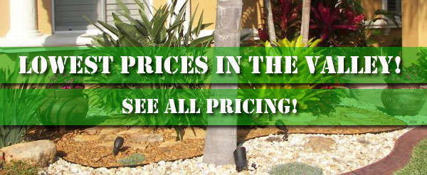 AZ Rock Depot landscape rock pricing