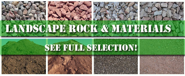 Arizona landscape rock and material selection - AZ Rock Depot Landscape Rock At Rock Bottom Prices Arizona
